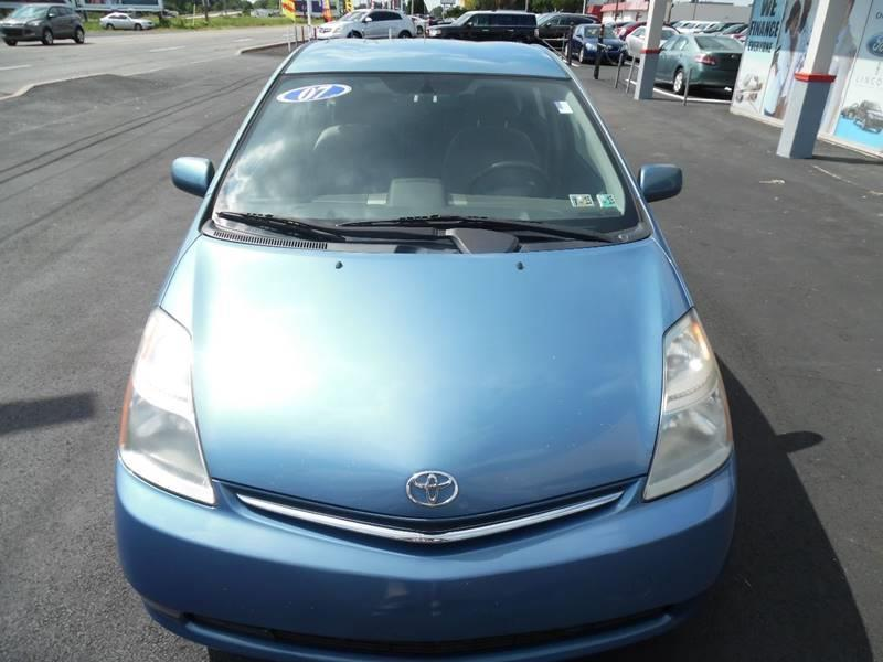 2007 Toyota Prius for sale at GRACE QUALITY USED CARS in Morrisville PA