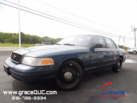 2009 Ford Crown Victoria for sale in Morrisville, PA