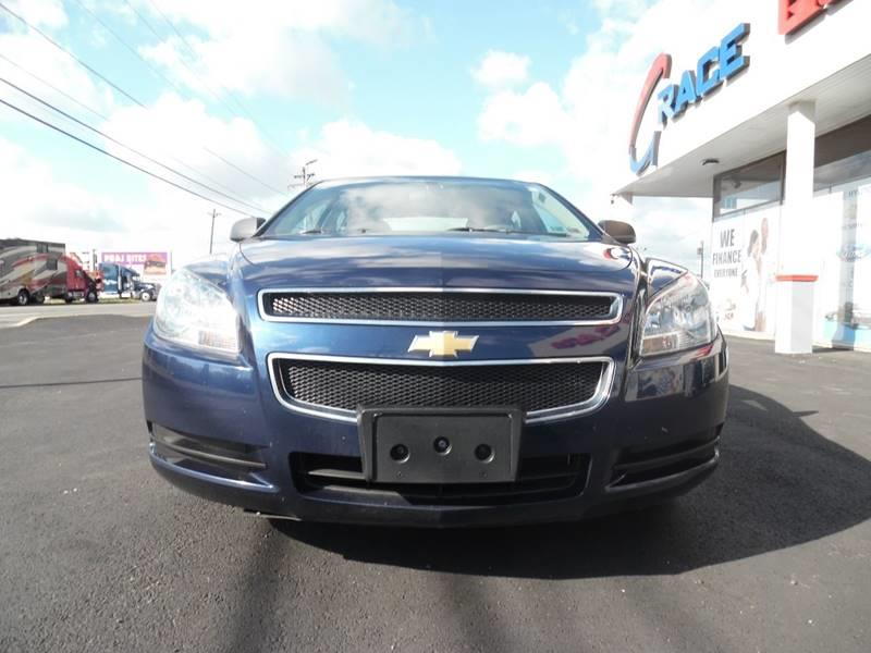 2012 Chevrolet Malibu for sale at GRACE QUALITY USED CARS in Morrisville PA