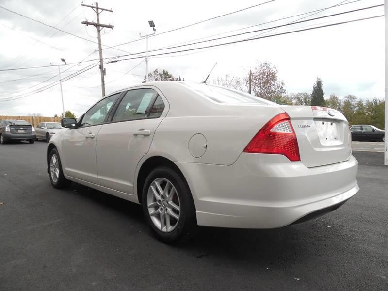 2012 Ford Fusion for sale at GRACE QUALITY USED CARS in Morrisville PA