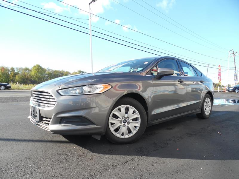 2013 Ford Fusion for sale at GRACE QUALITY USED CARS in Morrisville PA