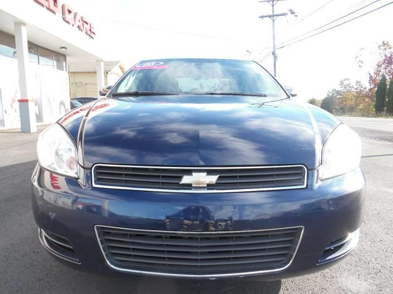 2008 Chevrolet Impala for sale at GRACE QUALITY USED CARS in Morrisville PA