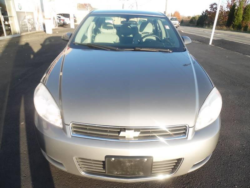 2007 Chevrolet Impala for sale at GRACE QUALITY USED CARS in Morrisville PA
