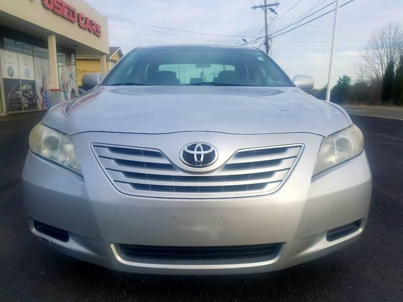 2009 Toyota Camry for sale at GRACE QUALITY USED CARS in Morrisville PA