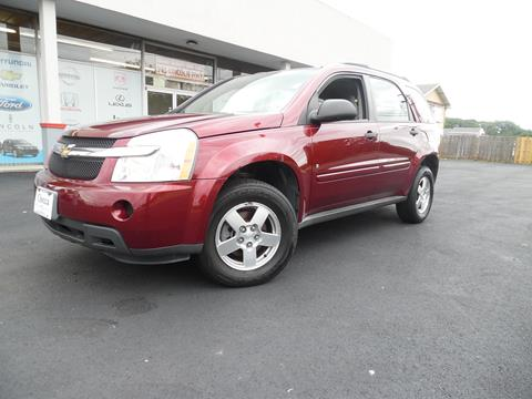 2008 Chevrolet Equinox for sale at GRACE QUALITY USED CARS in Morrisville PA