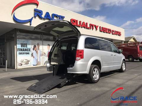 2012 Dodge Grand Caravan for sale at GRACE QUALITY USED CARS in Morrisville PA
