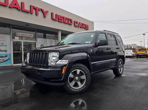 2011 Jeep Liberty for sale at GRACE QUALITY USED CARS in Morrisville PA