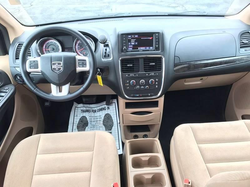 2015 Dodge Grand Caravan for sale at GRACE QUALITY USED CARS in Morrisville PA