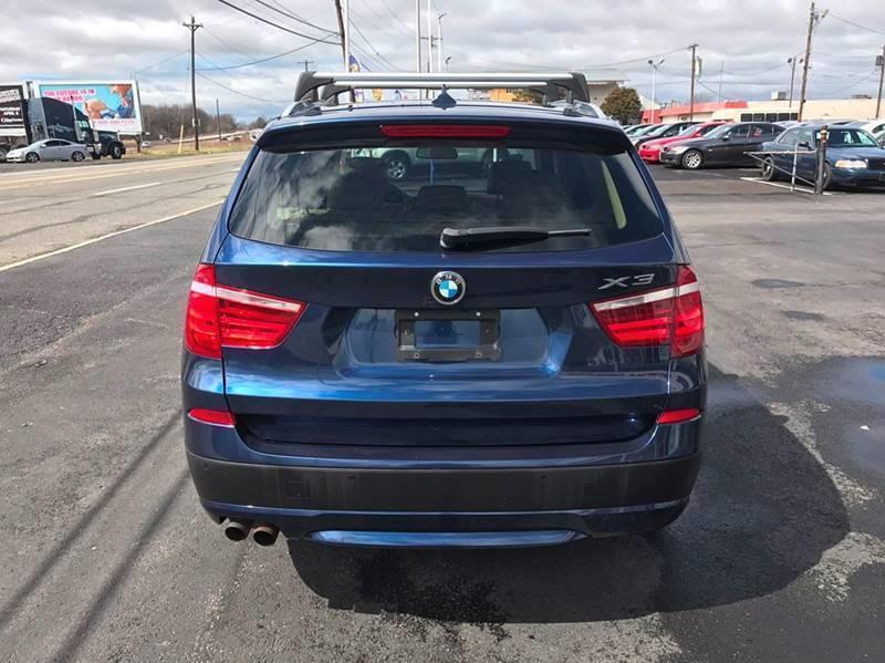 2011 BMW X3 for sale at GRACE QUALITY USED CARS in Morrisville PA