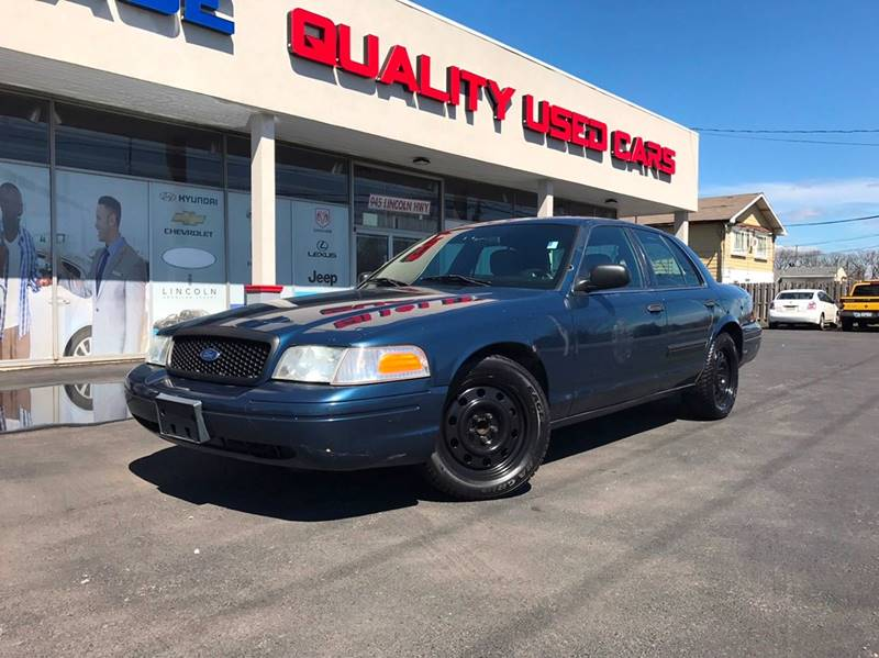 2009 Ford Crown Victoria for sale at GRACE QUALITY USED CARS in Morrisville PA