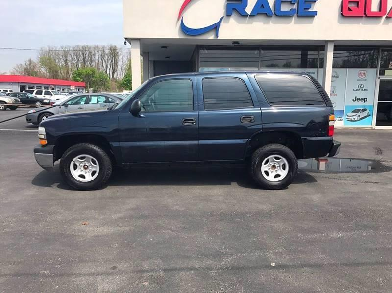 2006 Chevrolet Tahoe for sale at GRACE QUALITY USED CARS in Morrisville PA