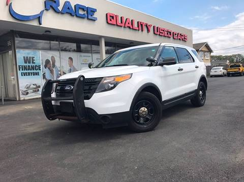 2013 Ford Explorer for sale at GRACE QUALITY USED CARS in Morrisville PA
