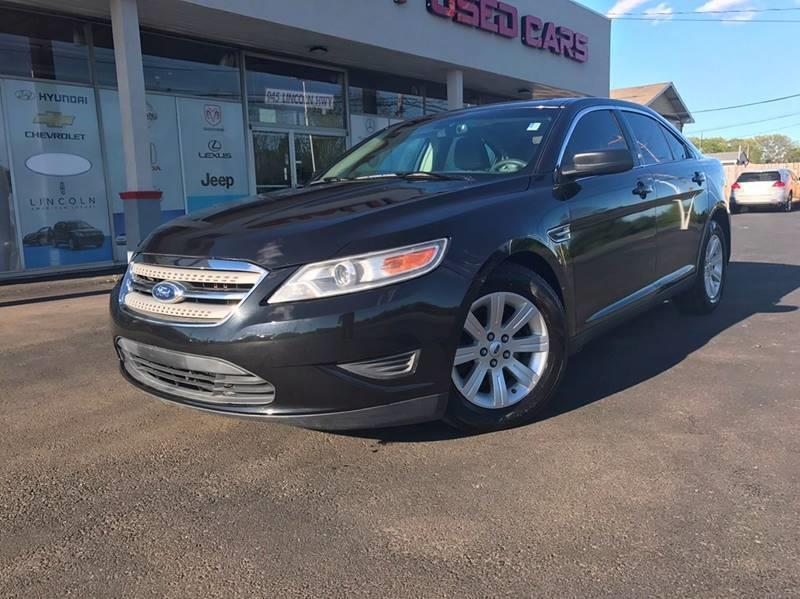 2011 Ford Taurus for sale at GRACE QUALITY USED CARS in Morrisville PA