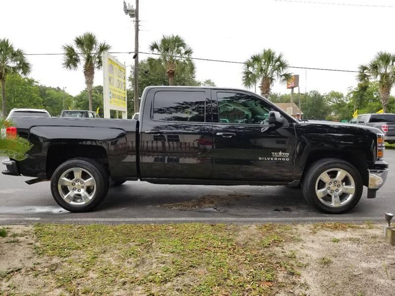 2014 Chevrolet Silverado 1500 4x2 LT 4dr Crew Cab 5.8 ft. SB - Fort Walton Beach FL