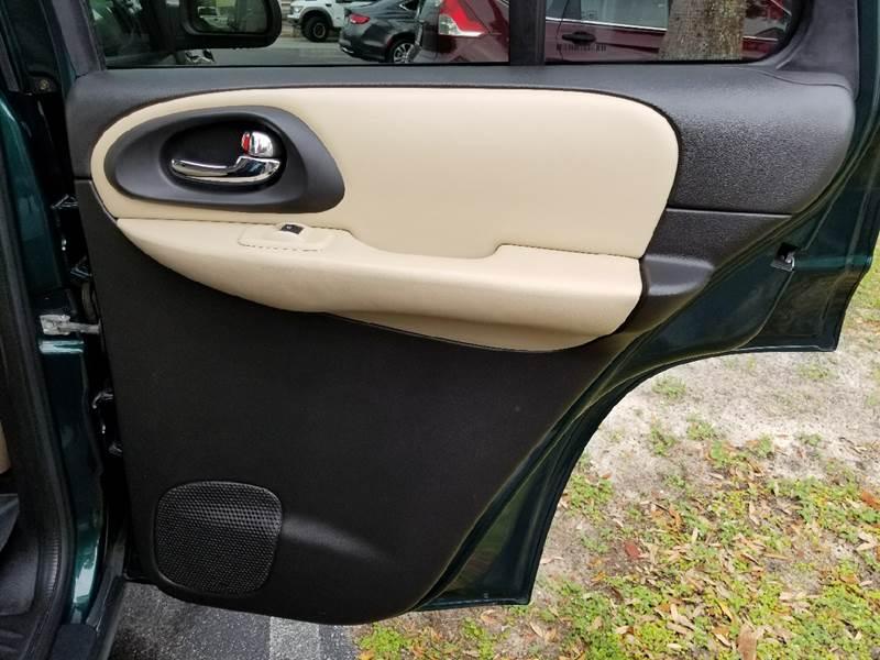 2006 Chevrolet TrailBlazer LS 4dr SUV w/1SB - Fort Walton Beach FL