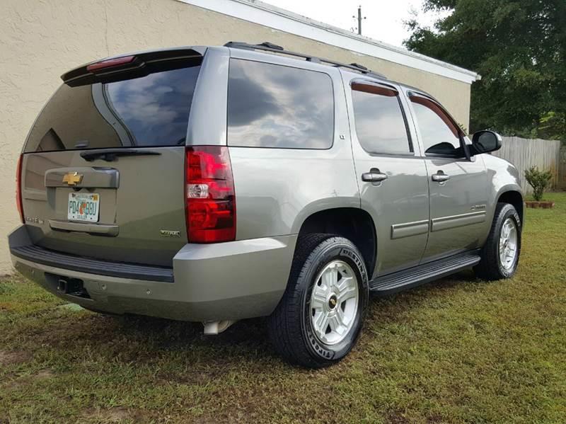 2009 Chevrolet Tahoe LT XFE 4x2 4dr SUV w/2LT - Fort Walton Beach FL