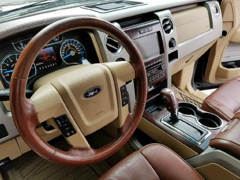 2011 Ford F-150 4x4 King Ranch 4dr SuperCrew Styleside 5.5 ft. SB - Fort Walton Beach FL