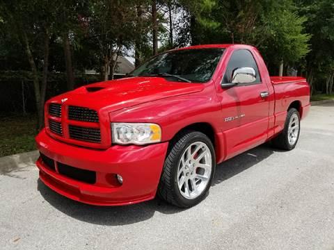 2005 Dodge Ram Pickup 1500 SRT-10 for sale in Fort Walton Beach, FL
