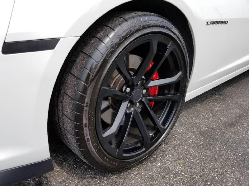 2015 Chevrolet Camaro SS 2dr Coupe w/2SS - Fort Walton Beach FL