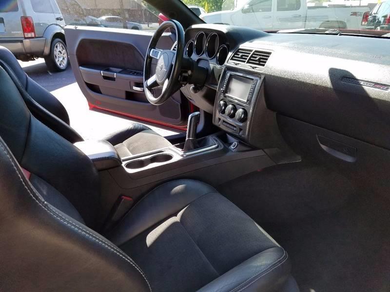 2009 Dodge Challenger SRT8 2dr Coupe - Fort Walton Beach FL
