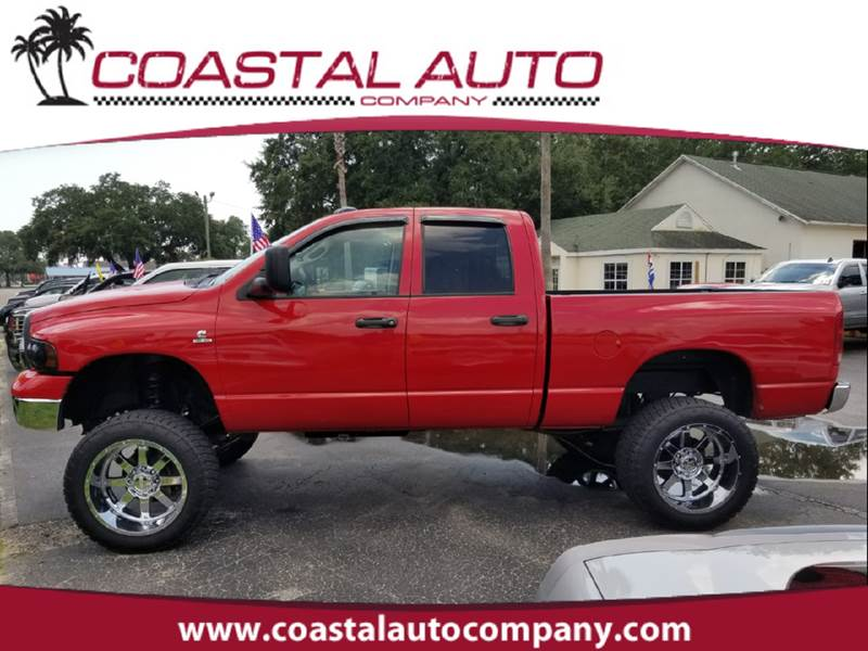 2004 Dodge Ram Pickup 2500 4dr Quad Cab ST 4WD SB - Fort Walton Beach FL