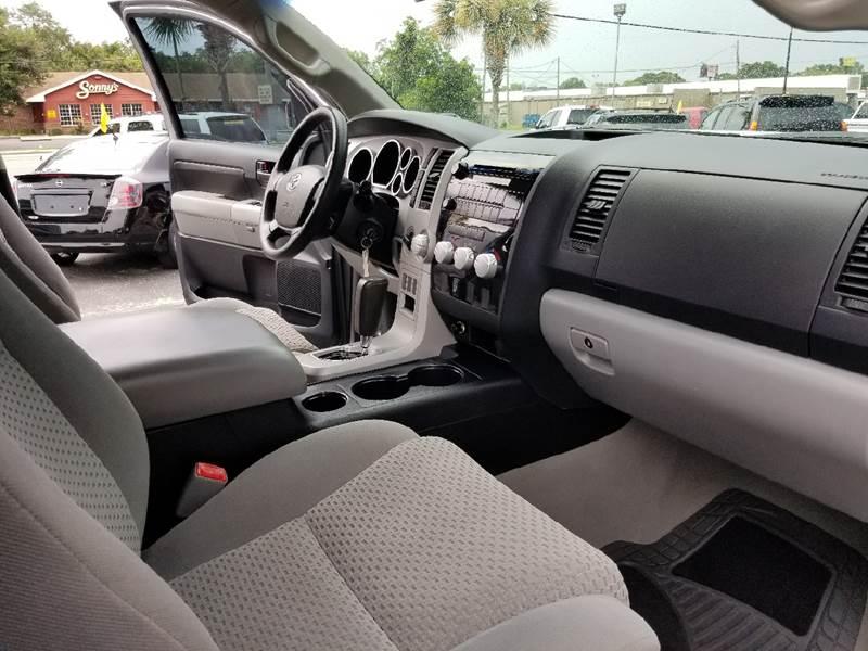 2007 Toyota Tundra SR5 4dr CrewMax Cab 4x4 SB (5.7L V8) - Fort Walton Beach FL