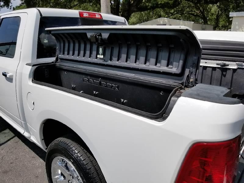 2011 RAM Ram Pickup 1500 4x4 Laramie 4dr Crew Cab 5.5 ft. SB Pickup - Fort Walton Beach FL