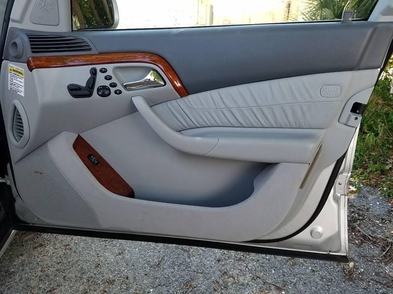 2002 Mercedes-Benz S-Class S 430 4dr Sedan - Fort Walton Beach FL