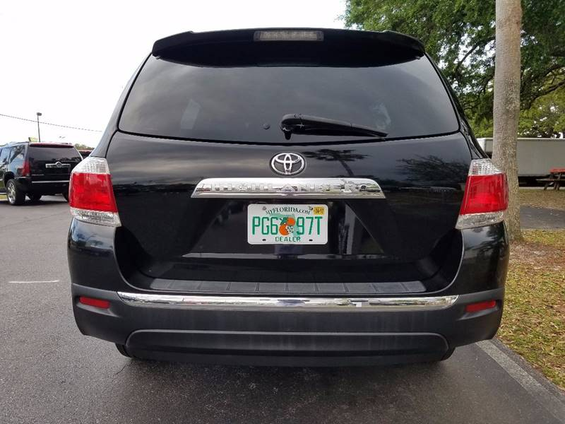 2011 Toyota Highlander Limited 4dr SUV - Fort Walton Beach FL