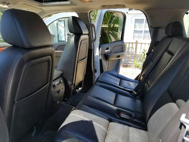 2009 GMC Yukon 4x4 SLT 4dr SUV w/ 4SB - Fort Walton Beach FL