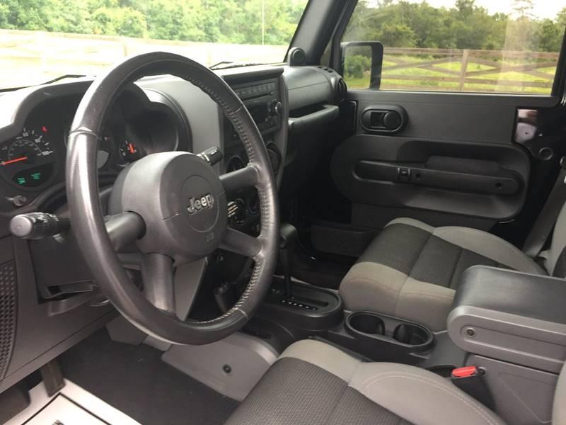 2007 Jeep Wrangler 4x4 X 2dr SUV - Mobile AL