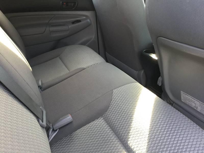 2013 Toyota Tacoma 4x4 V6 4dr Double Cab 5.0 ft SB 5A - Mobile AL