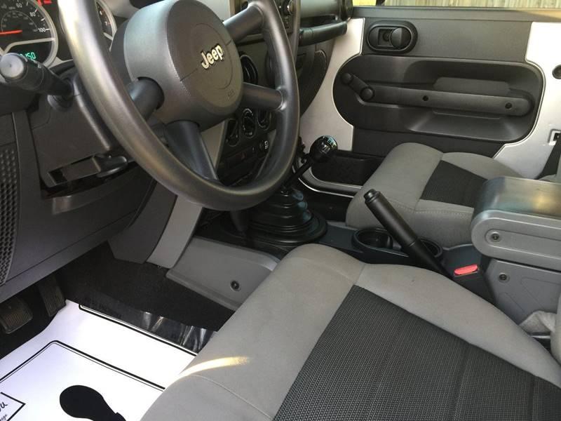 2010 Jeep Wrangler 4x4 Sport 2dr SUV - Mobile AL