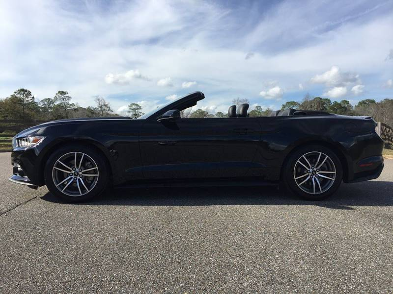 2017 Ford Mustang EcoBoost Premium 2dr Convertible - Mobile AL