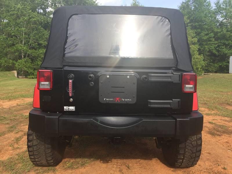 2008 Jeep Wrangler 4x4 X 2dr SUV - Mobile AL