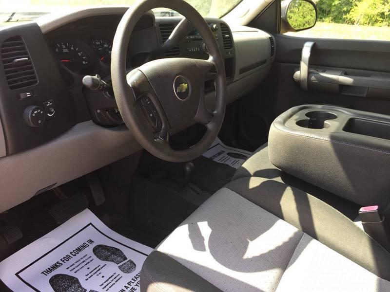 2008 Chevrolet Silverado 1500 4WD LS 4dr Crew Cab 5.8 ft. SB - Mobile AL