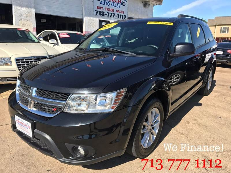2013 Dodge Journey for sale at CarTech Auto Sales in Houston TX