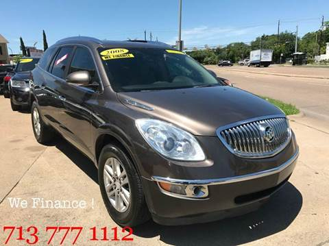 2008 Buick Enclave for sale at CarTech Auto Sales in Houston TX