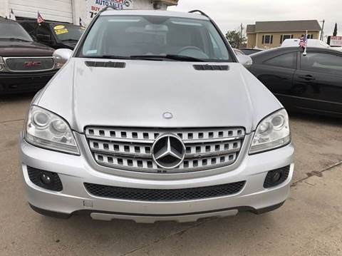 2008 mercedes benz m class for sale in houston tx for Mercedes benz for sale houston