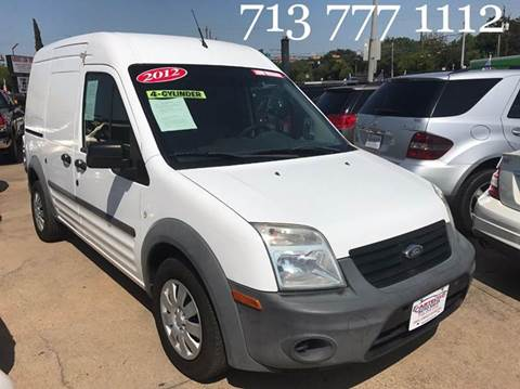 2012 Ford Transit Connect for sale at CarTech Auto Sales in Houston TX