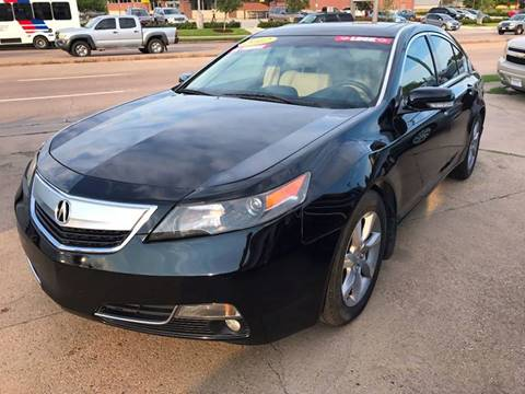2012 Acura TL for sale at CarTech Auto Sales in Houston TX