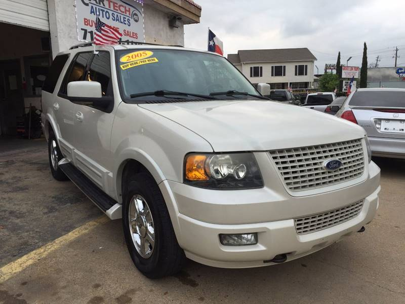 Ford Expedition For Sale At Cartech Auto Sales In Houston Tx