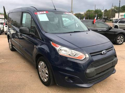 2016 Ford Transit Connect Cargo for sale in Houston, TX