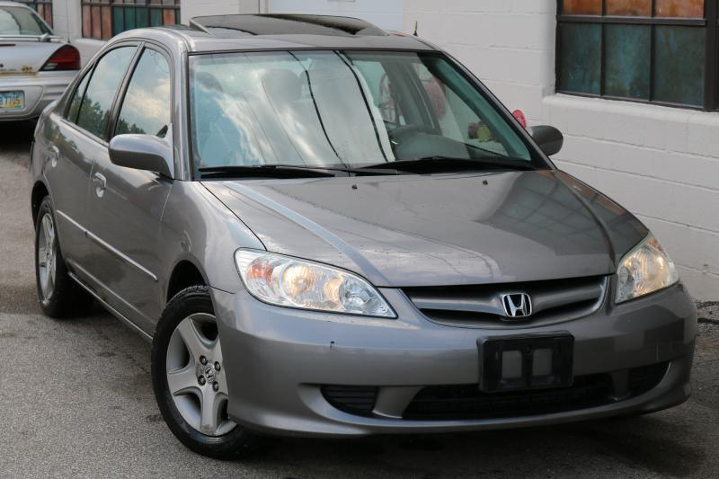 2004 Honda Civic for sale at JT AUTO in Parma OH