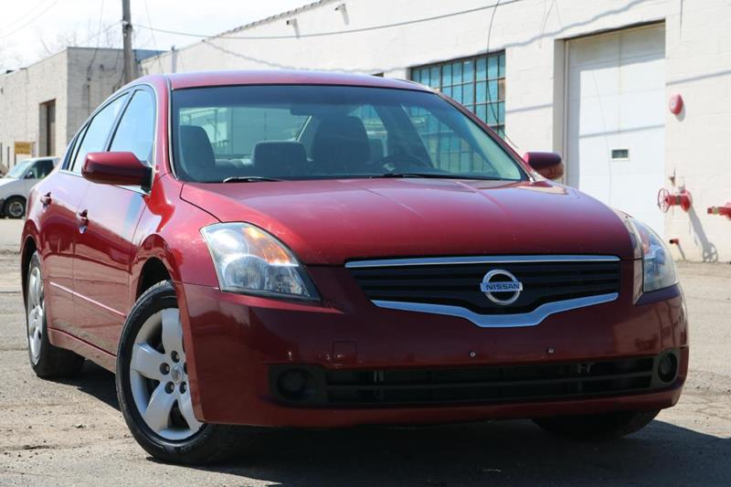 2007 Nissan Altima for sale at JT AUTO in Parma OH