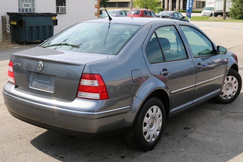 2005 volkswagen jetta gl sedan