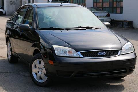 2007 Ford Focus for sale at JT AUTO in Parma OH