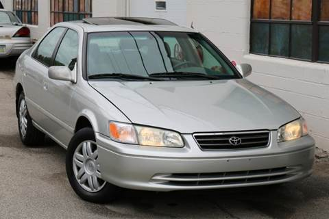 2001 Toyota Camry for sale at JT AUTO in Parma OH