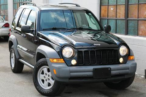 2006 Jeep Liberty for sale at JT AUTO in Parma OH