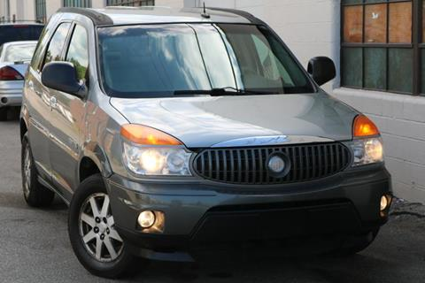 2003 Buick Rendezvous for sale at JT AUTO in Parma OH